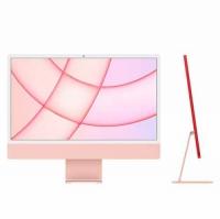 "Apple iMac 24"" Retina 4.5K: CPU Apple M1 chip 8-core / GPU 7-core / Ram 8GB / HD 256GB - Pink"