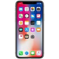iPhone X 64GB ARGENTO